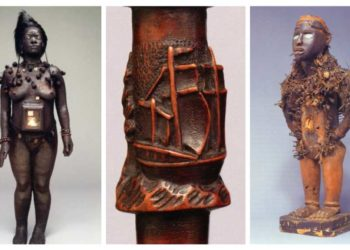 AH 386/586: African and African American Art