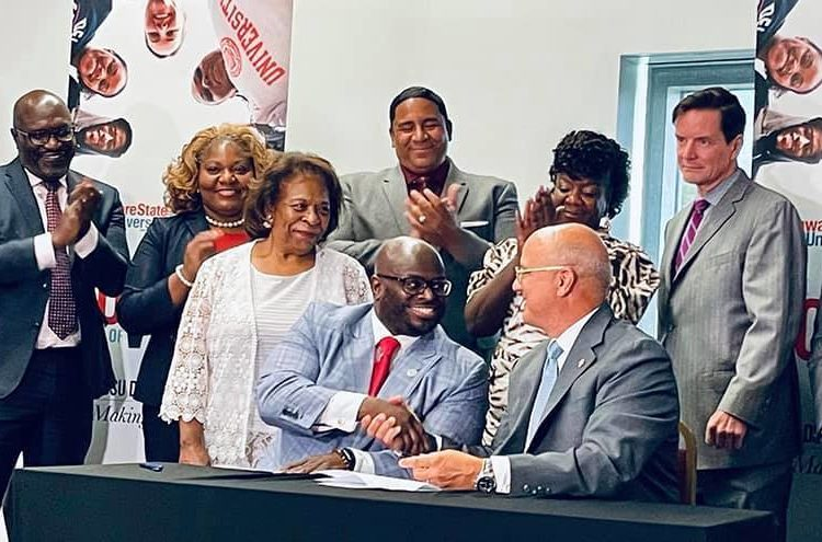 Delaware State Makes History As The First HBCU To Own Another Universi – BOTWC