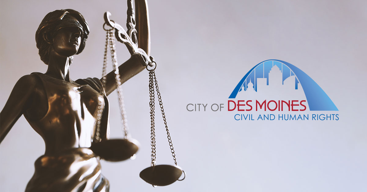 Des Moines Civil and Human Rights Commission Settles Racial Profiling