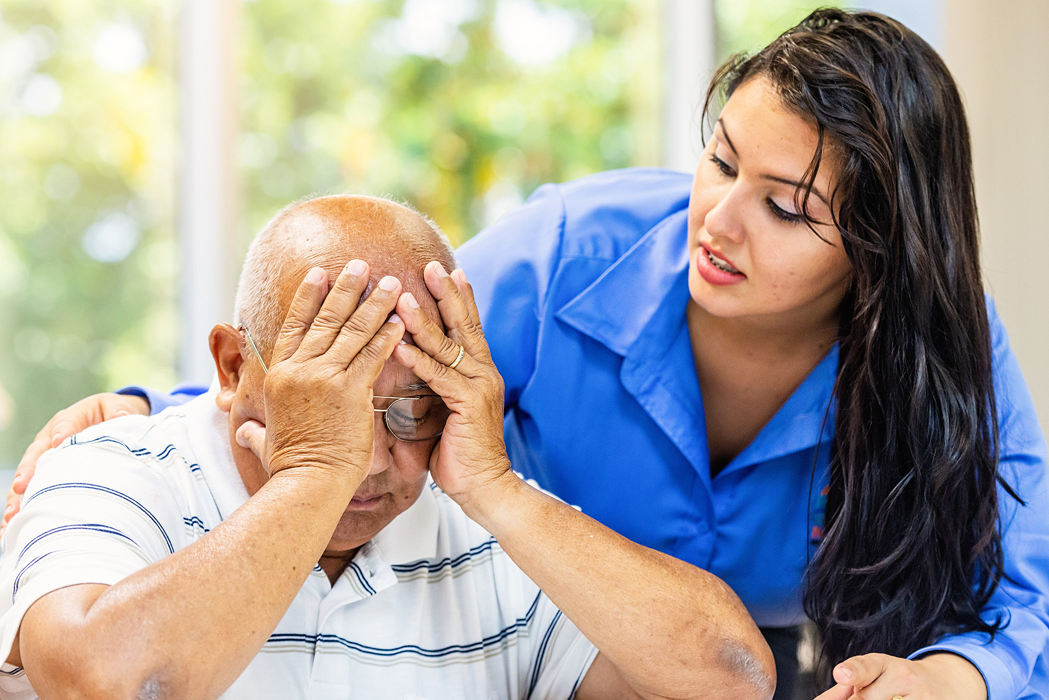 Language isolation can adversely affect the health of older Mexican